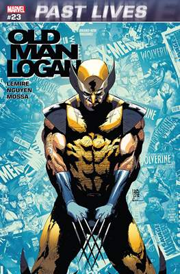 Old Man Logan Vol. 2 (Comic-book) #23