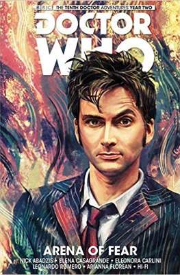 Doctor Who: The Tenth Doctor (Hardcover) #5