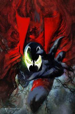 Spawn (Variant Cover) (Comic Book) #301.71
