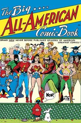The Big All-American Comic Book