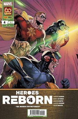 Heroes Reborn (Grapa 64 pp) #4