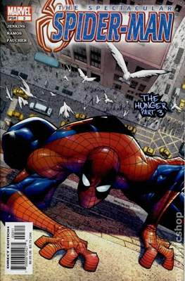 The Spectacular Spider-Man Vol 2 #3