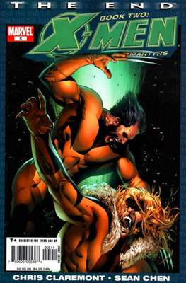 X-Men The End Book Two: Heroes and Martyrs (Grapa) #5