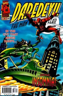 Daredevil Vol. 1 (1964-1998) (Comic Book) #363