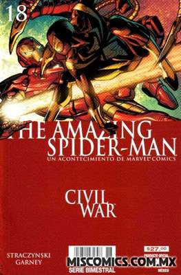 The Amazing Spider-Man (2005-2013) (Grapa) #18