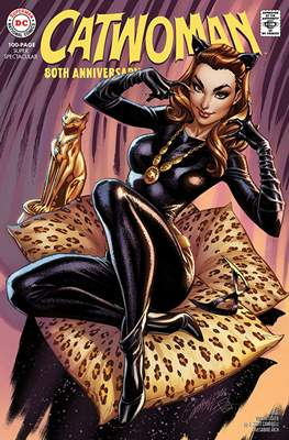 Catwoman 80th Anniversary 100-Page Super Spectacular (Variant Cover) (Softcover 100 pp) #1.2