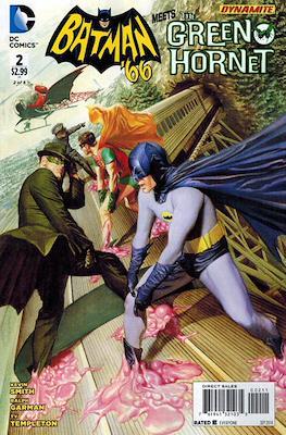 Batman '66 Meets the Green Hornet (Comic-book) #2