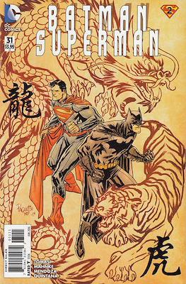 Batman / Superman Vol. 1 (2013-2016) (Comic Book) #31