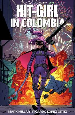 Hit-Girl (Softcover) #1
