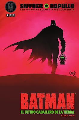 Batman: El Último Caballero de la Tierra (Cartoné 56 pp) #1
