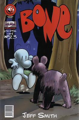 Bone (Grapa) #23