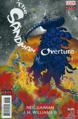 The Sandman: Overture (Variant Covers) (Comic book) #1.3