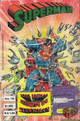 Supermán (1986-2001) #166
