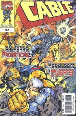 Cable Vol. 2 (1996-2000) (Grapa 24 pp) #47