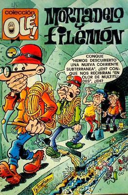 Colección Olé! 1ª etapa (Rústica 64 pp) #45