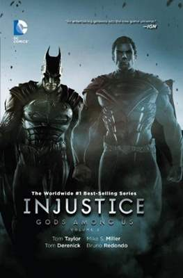 Injustice: Gods Among Us (Softcover) #2