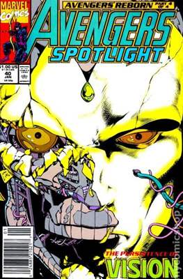 Solo Avengers / Avengers Spotlight (Comic book) #40