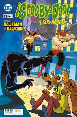 ¡Scooby-Doo! y sus amigos (Grapa 24 pp) #13