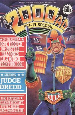2000 AD Sci-Fi Special #8