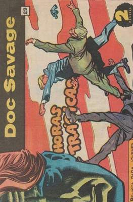 Doc Savage (Grapa (1961)) #23