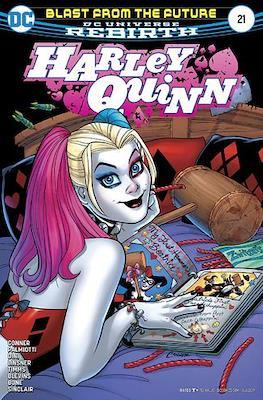 Harley Quinn Vol. 3 (2016-) (Comic book) #21