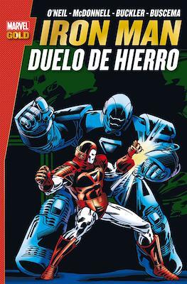 Iron Man. Marvel Gold (Rústica) #10