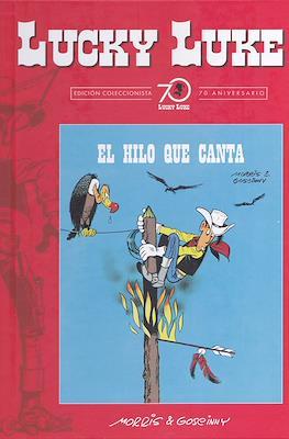 Lucky Luke. Edición coleccionista 70 aniversario (Cartoné con lomo de tela, 56 páginas) #11