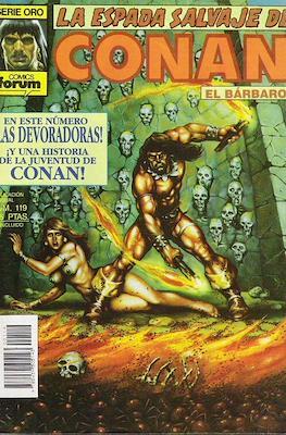 La Espada Salvaje de Conan. Vol 1 (1982-1996) (Grapa. B/N.) #119