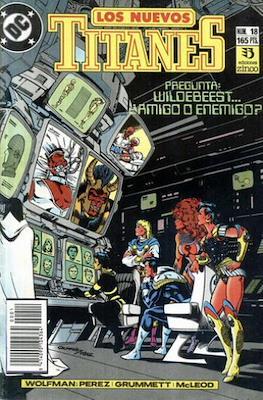 Nuevos Titanes vol. 2 (1989-1992) (Grapa) #18