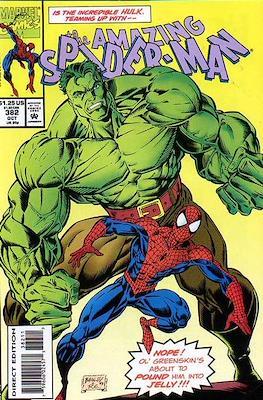 The Amazing Spider-Man Vol. 1 (1963-1998) (Comic-book) #382