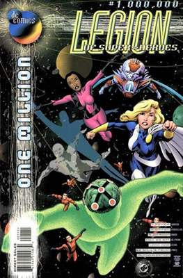 Legion of Super-Heroes Vol. 4 (1989-2000) (Comic-book) #1000000