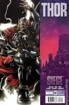 Thor / Journey into Mystery Vol. 3 (2007-2013) (Comic-Book) #607