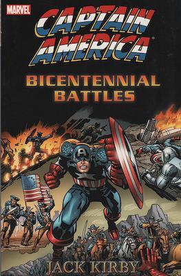 Captain America Bicentennial Battles