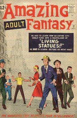 Amazing Fantasy (Comic-Book) #12