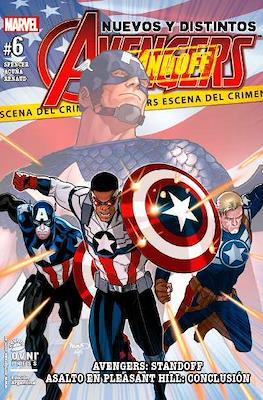 Nuevos y Distintos Avengers (Rústica) #6