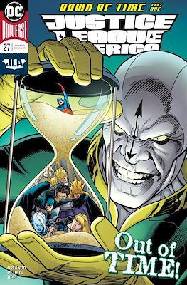 Justice League of America vol. 5 (2017-2018) (Grapa) #27