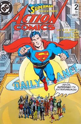 Superman: ¿Qué sucedió con el hombre del mañana? #2