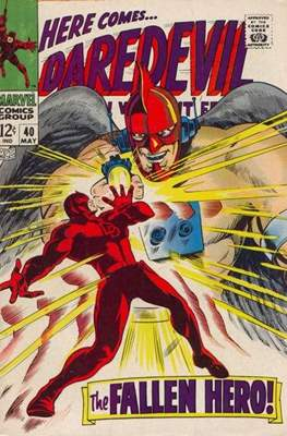 Daredevil Vol. 1 (1964-1998) (Comic Book) #40