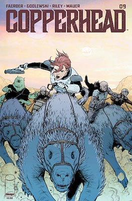 Copperhead (Comic Book) #9