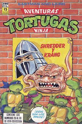 Aventuras Tortugas Ninja (Retapado, rústica) #5