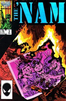 The 'Nam Vol 1 (Comic-book.) #3