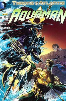 Aquaman (Grapa) #15