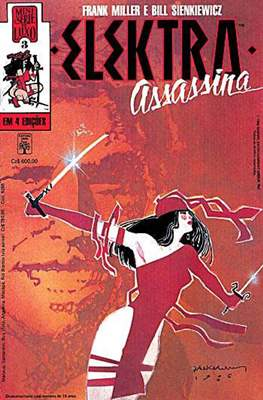 Elektra Assassina (Grapa) #3