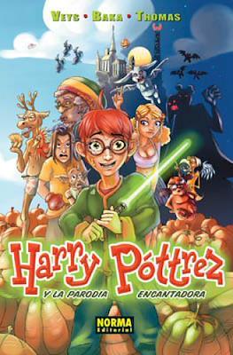 Harry Póttrez y la parodia encantadora