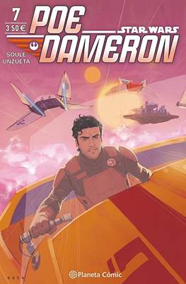 Star Wars: Poe Dameron (Grapa 32 pp) #7