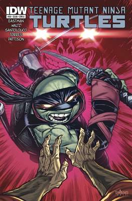 Teenage Mutant Ninja Turtles (2011-...) (Comic-book) #36