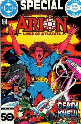 Arion Lord of Atlantis.Special 1985