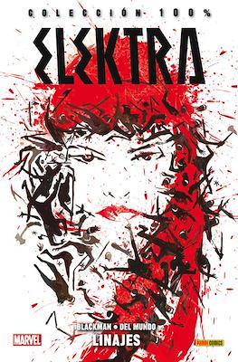 Elektra. 100% Marvel (Rústica con solapas) #1