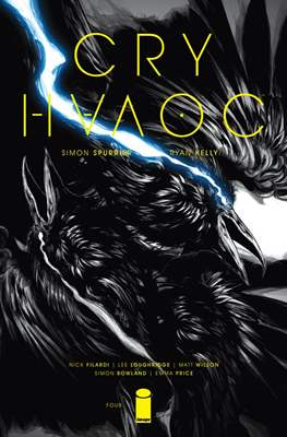 Cry Havoc (Comic Book) #4