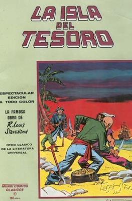 Colección Mundi Comics Clásicos (Grapa) #4